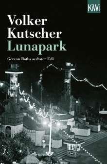 Volker Kutscher: Lunapark, Buch