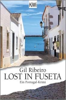 Gil Ribeiro: Lost in Fuseta, Buch
