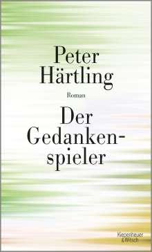 Peter Härtling: Der Gedankenspieler, Buch