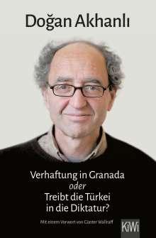 Dogan Akhanli: Verhaftung in Granada, Buch