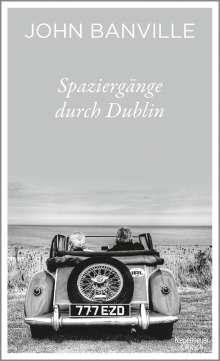 John Banville: Spaziergänge durch Dublin, Buch