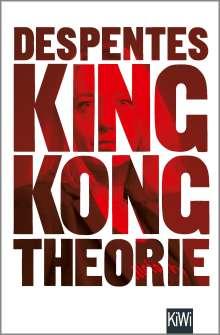 Virginie Despentes: King Kong Theorie, Buch