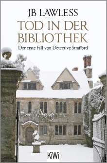 Jb Lawless: Tod in der Bibliothek, Buch