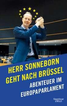 Martin Sonneborn: Herr Sonneborn geht nach Brüssel, Buch