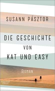 Susann Pásztor: Die Geschichte von Kat und Easy, Buch