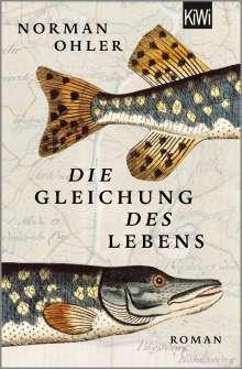 Norman Ohler: Die Gleichung des Lebens, Buch