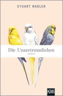 Stuart Nadler: Die Unzertrennlichen, Buch