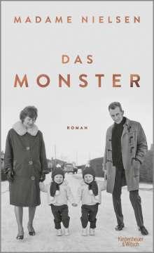 Madame Nielsen: Das Monster, Buch