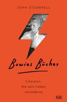 John O'Connell: Bowies Bücher, Buch