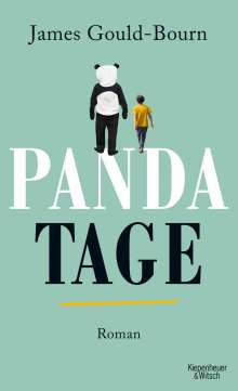 James Gould-Bourn: Pandatage, Buch