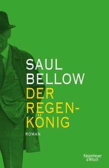 Saul Bellow: Der Regenkönig, Buch