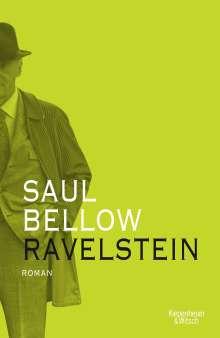 Saul Bellow: Ravelstein, Buch