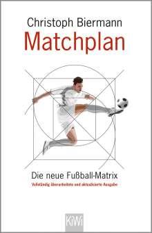 Christoph Biermann: Matchplan, Buch