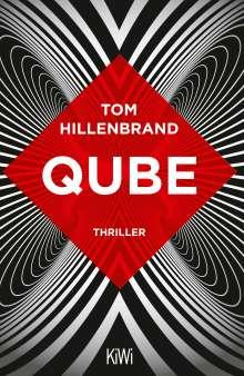 Tom Hillenbrand: Qube, Buch