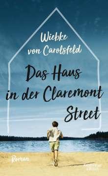 Wiebke von Carolsfeld: Das Haus in der Claremont Street, Buch