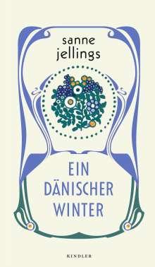 Sanne Jellings: Ein dänischer Winter, Buch