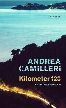 Andrea Camilleri (1925-2019): Kilometer 123, Buch