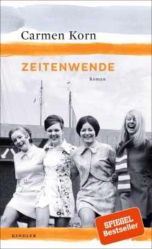 Carmen Korn: Zeitenwende, Buch