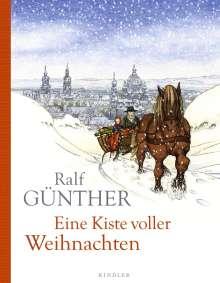 Ralf Günther: Eine Kiste voller Weihnachten, Buch