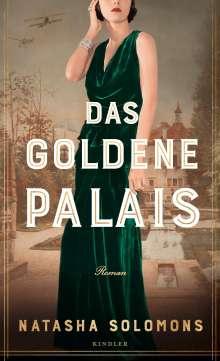 Natasha Solomons: Das goldene Palais, Buch