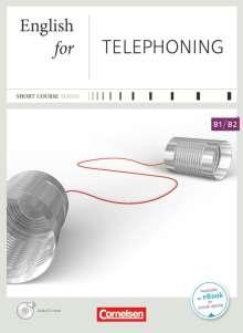 David Gordon Smith: Business Skills B1-B2. English for Telephoning, Buch