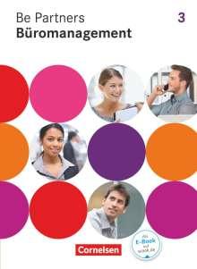 Jens Bodamer: Be Partners - Büromanagement 3. Ausbildungsjahr. Fachkunde, Buch