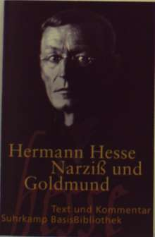 Hermann Hesse: Narziß und Goldmund, Buch
