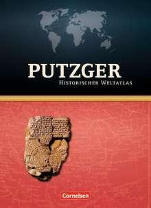 Michael Ackermann: Putzger. Historischer Weltatlas, Buch