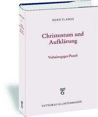 Kurt Flasch: Christentum und Aufklärung, Buch