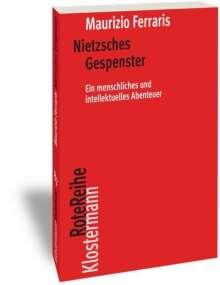 Maurizio Ferraris: Nietzsches Gespenster, Buch