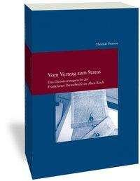 Thomas Pierson: Vom Vertrag zum Status, Buch