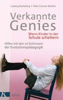 Ludwig Koneberg: Verkannte Genies, Buch