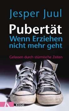 Jesper Juul: Pubertät - wenn Erziehen nicht mehr geht, Buch