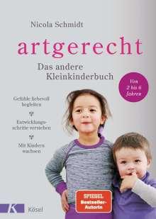Nicola Schmidt: artgerecht - Das andere Kleinkinderbuch, Buch