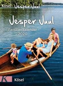 Jesper Juul: Familienkalender 2020 Abreißkalender, Diverse