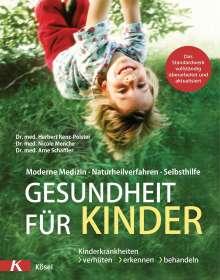 Herbert Renz-Polster: Gesundheit für Kinder, Buch