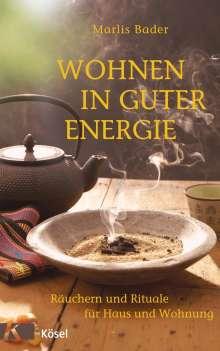 Marlis Bader: Wohnen in guter Energie, Buch