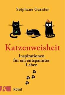Stéphane Garnier: Katzenweisheit, Buch