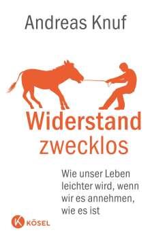 Andreas Knuf: Widerstand zwecklos, Buch