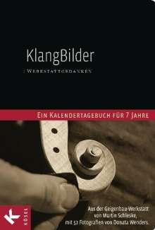 Martin Schleske: KlangBilder, Buch