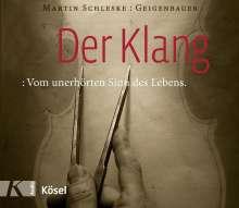 Martin Schleske: Der Klang, CD