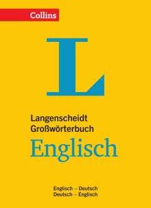 Langenscheidt Collins Großwörterbuch Englisch - für Schule, Studium und Beruf, Buch