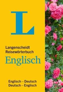 Langenscheidt Reisewörterbuch Englisch - klein und handlich, Buch