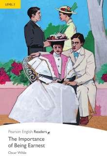 Oscar Wilde: The Importance of Being Earnest - Leichte Englisch-Lektüre (A2), Buch