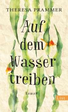Theresa Prammer: Auf dem Wasser treiben, Buch