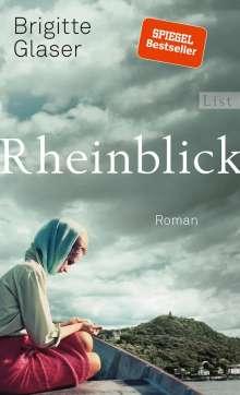 Brigitte Glaser: Rheinblick, Buch