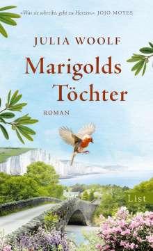 Julia Woolf: Marigolds Töchter, Buch