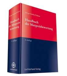 Ferdinand Dröge: Handbuch der Mietpreisbewertung für Wohn- und Gewerberaum, Buch