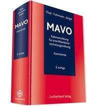 Adolf Thiel: MAVO - Kommentar, Buch