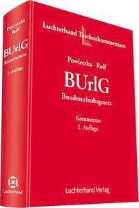 Arnim Powietzka: Bundesurlaubsgesetz, Buch